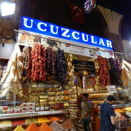 Turkish Flavours : Buy your spices here!