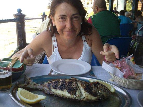 Bar Las Canteras: sabor muy especial!!!