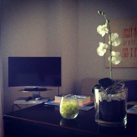 Hospes Amerigo: room 105