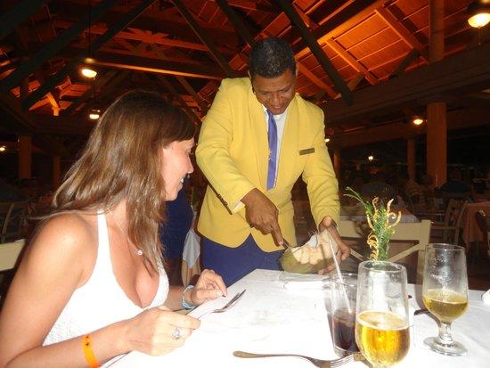 Iberostar Punta Cana: Muy buena la atención de sus empleados!!!