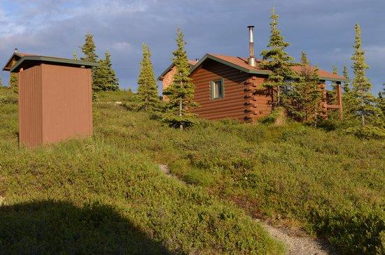 Camp Denali: Simplicity...