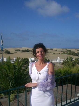 Hotel Riu Palace Maspalomas: ...a due passi dalla Riserva Naturale della Biosfera...
