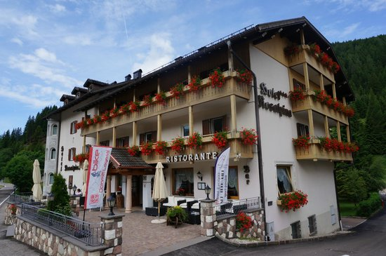 Hotel Rosalpina, Soraga