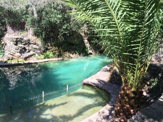 Restaurante es guix lluc mallorca piscina natural foto - Piscina natural mallorca ...