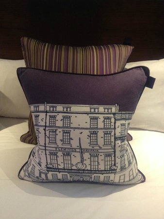 Flemings Mayfair: Some nice touches in this stylish hotel