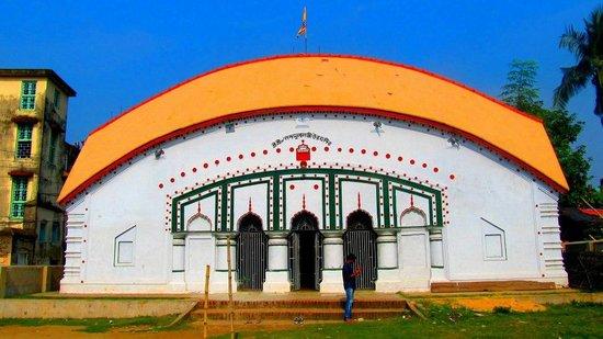 Chandannagar, Indie: Nandadulal Temple