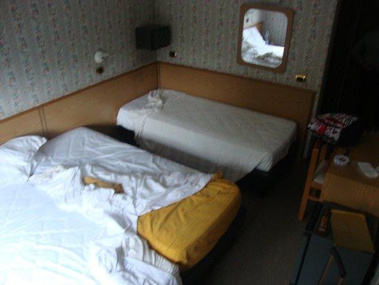 Hotel Brianza: Quarto