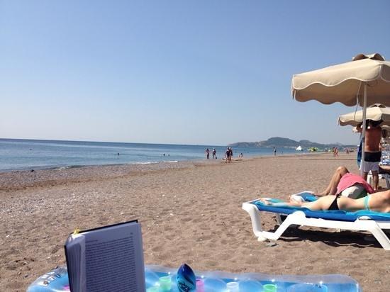 Rodos Palladium : beach