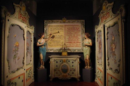 Museo Nazionale del Cinema: locandine di film