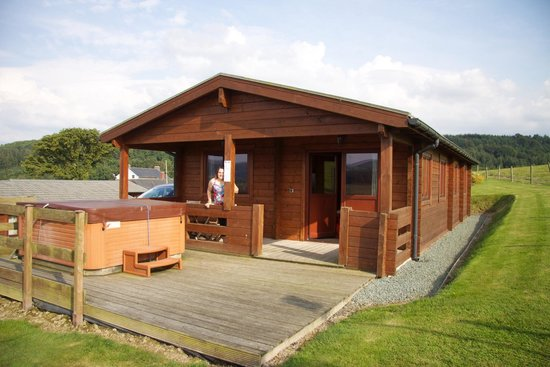 Trewythen Lodges: Simply the best