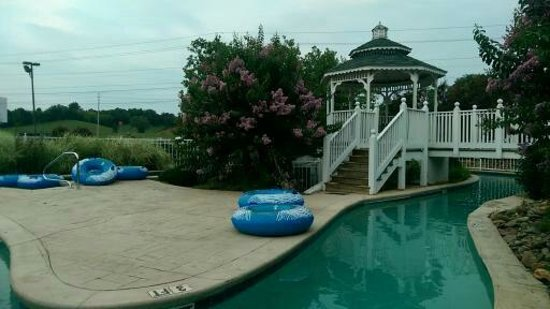 Clarion Inn Willow River: Lazy River