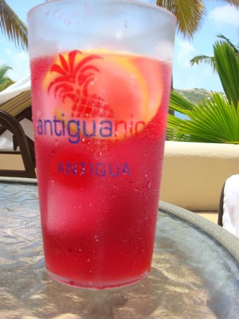 St. James's Club & Villas - All Inclusive : Punch