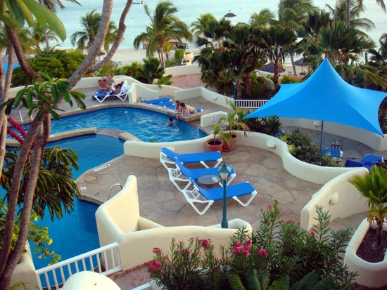 St. James's Club & Villas - All Inclusive : Private access