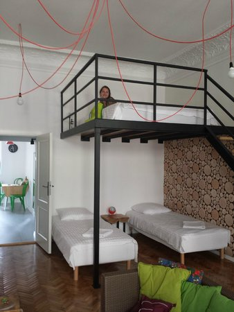 Mosquito Old Town Apartments Open Plan With Loft