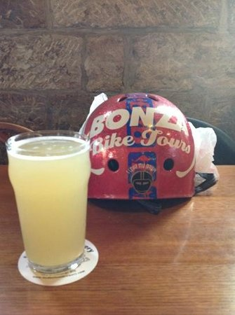 Bonza Bike Tours : Fresh cider whilst biking in Sydney!