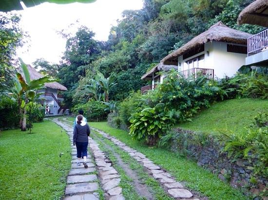 Kelimutu Crater Lakes Eco Lodge, Moni, Flores: Kelimuto Evo Lodge