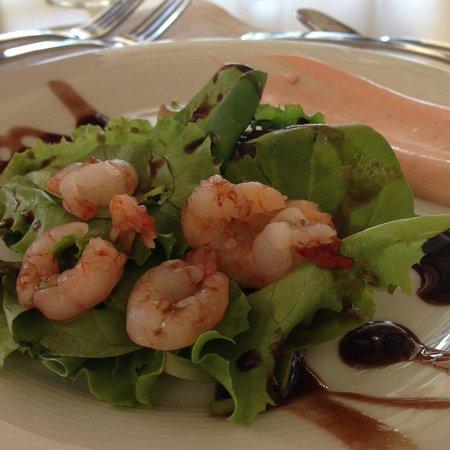 Royal Paradise Beach Resort & Spa: Karidesli Salata