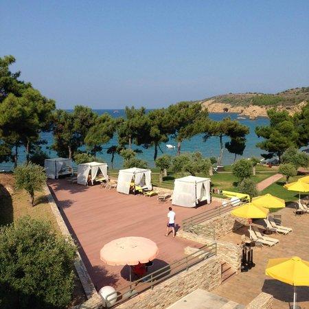 Royal Paradise Beach Resort & Spa: Otel görünüm