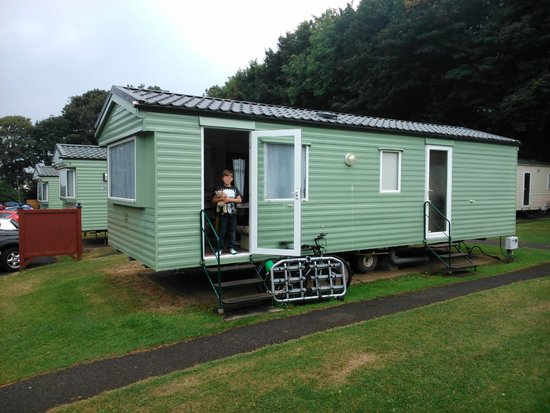Parkdean - Torquay Holiday Park : The Van