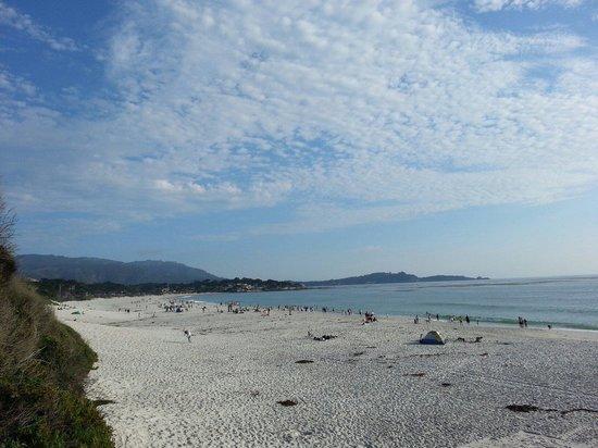Carmel City Beach/Carmel River Beach: Carmel Beach, CA