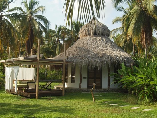 Merecumbe Hotel: Bungalow