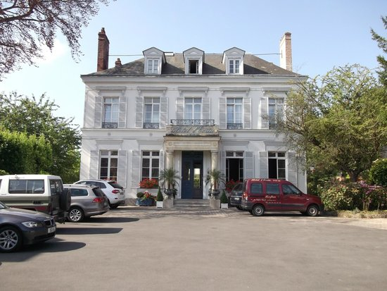 Hotel l'Ecrin : front of house