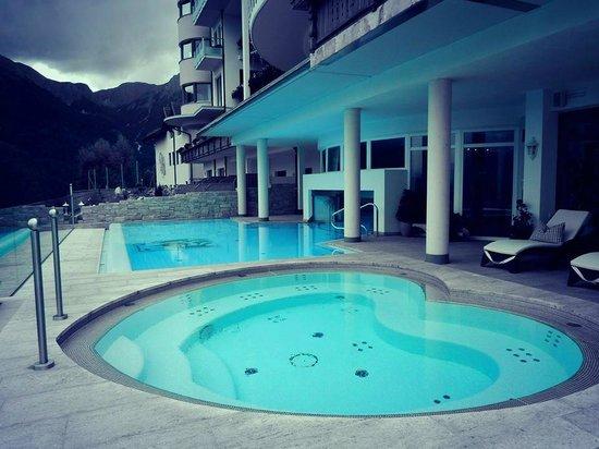 Bärenhotel: piscine