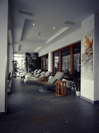 Bärenhotel: zona relax