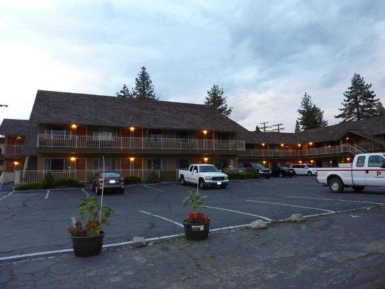 Howard Johnson South Lake Tahoe: L'hôtel