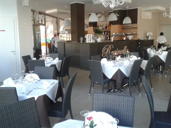 Prices in restaurants Caorle
