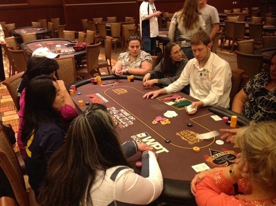 Golden Nugget Hotel: Good poker tourny stuctures