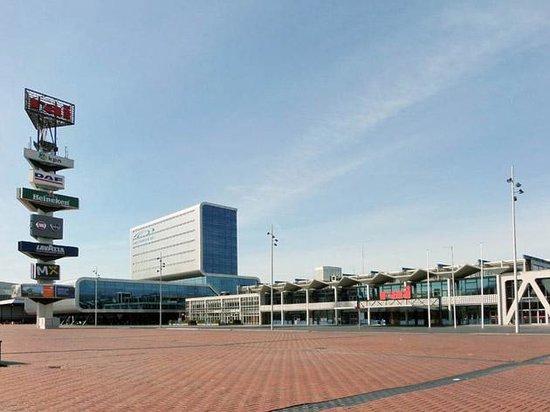 Amsterdam RAI : The RAI area