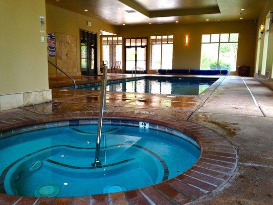 Coral Springs Resort: Indoor Pool; Aug 2 2014