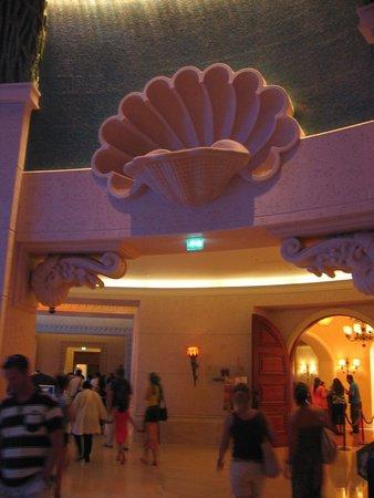 Atlantis, The Palm: iç mekan