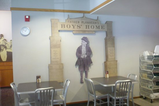 Boys Town: The restaurant