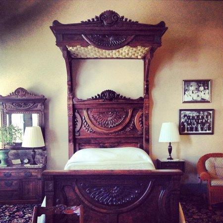 The Weinhard Hotel: Nice beds
