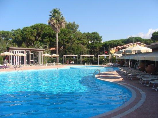 Park Hotel Marinetta : piscina relax
