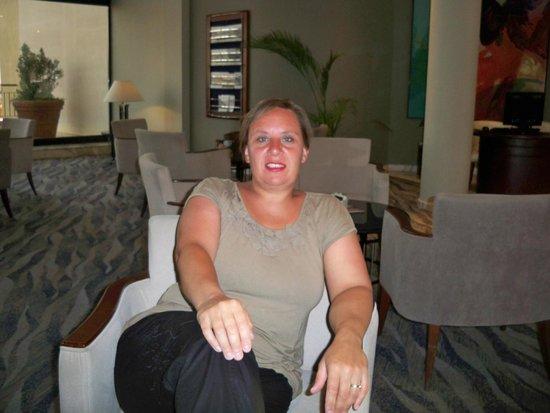 Marina Hotel Corinthia Beach Resort : hall dell'albergo