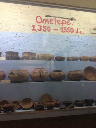Isla Ometepe : El Ceibe Museum