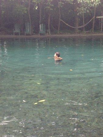 Isla Ometepe : Ojo De Agua