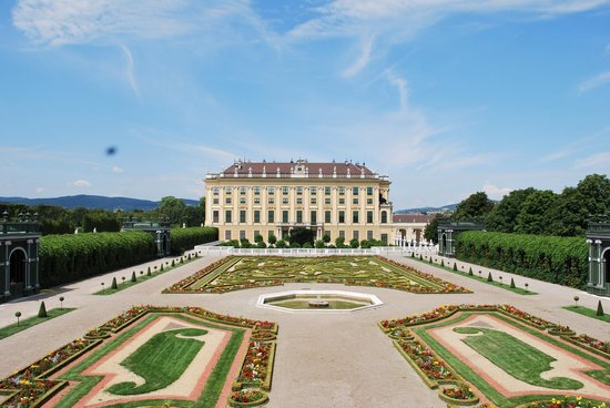 Schloss Schönbrunn: palace