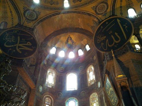 Historic Areas of Istanbul : Sta Sofia