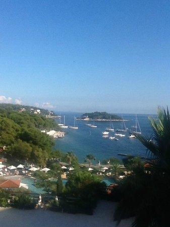 Amfora Hvar Grand Beach Resort: View from room 1301