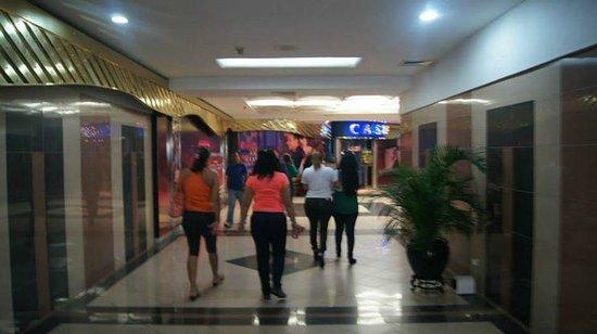 Continental Hotel & Casino: Al Casino