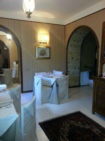 Hotel Castello dei Principi: Ristorante interno