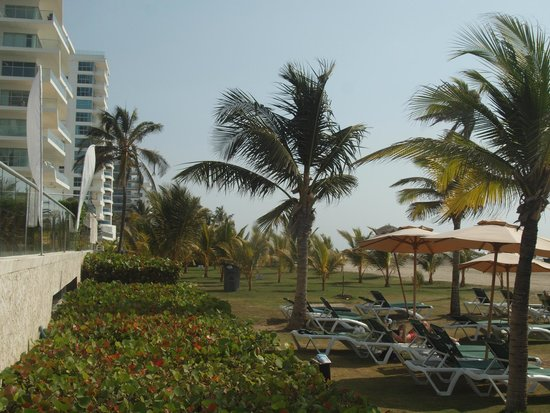 Holiday Inn Cartagena Morros: Hotel Beach