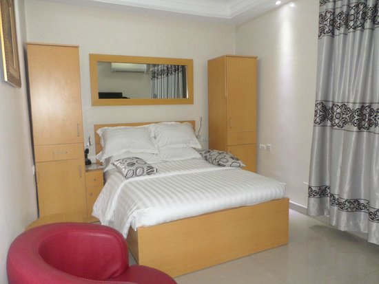Primal Hotel: Standard room
