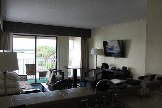 Sailport Waterfront Suites: salle