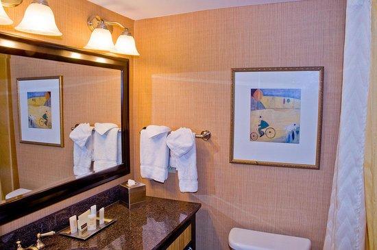 Wyndham Grand Pittsburgh Downtown: Bathroom