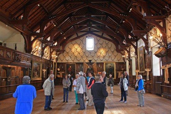 Blair Castle and Hercules Gardens: Ballroom